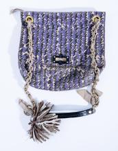 A SHOULDER BAG BY LANVIN