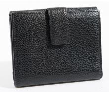 A LEATHER WALLET BY LONGCHAMP