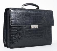 A BRIEFCASE BY GIANNI VERSACE