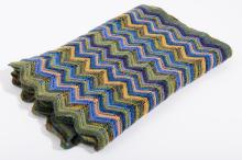 A SCARF BY MISSONI