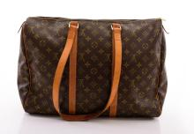 A SAC FLANERIE BAG BY LOUIS VUITTON