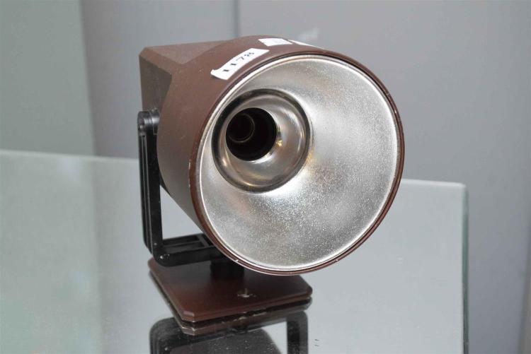 Wall Mounted Spot Lamps : A VINTAGE DANISH WALL-MOUNTED SPOT LAMP BY LOUIS POULSEN