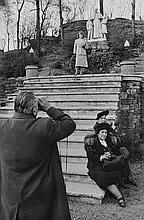 WERNER BISCHOF (SWISS, 1916-1954) The Miracle Shrine of Carfin, Scotland, 1950 silver gelatin press print