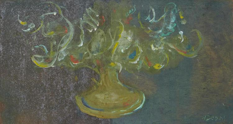 WILLIAM DOBELL (1899-1970) Still Life oil on board