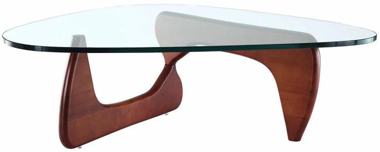 A HERMAN MILLER ISAMU NOGUCHI COFFEE TABLE