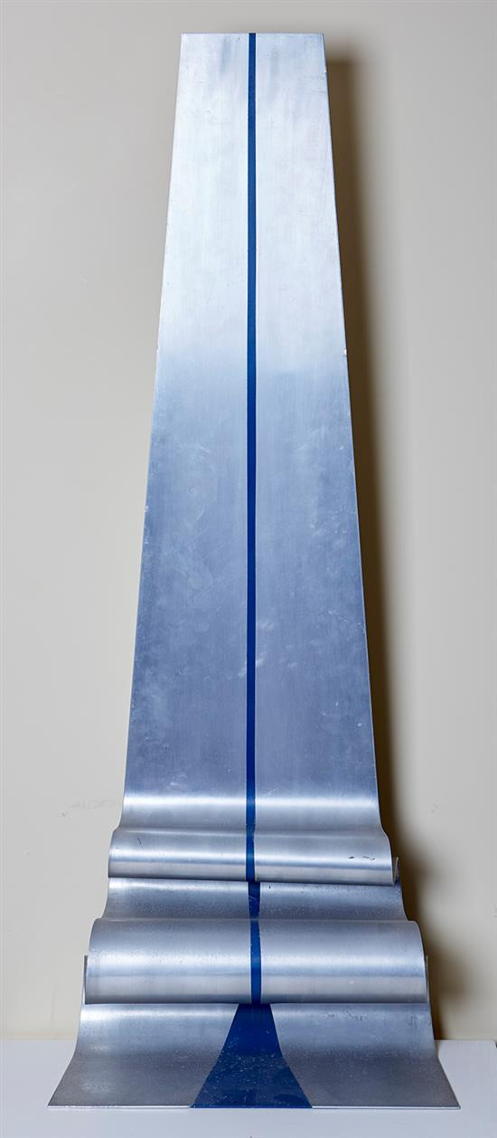 ANTON UYS (South African, born 1947) Untitled painted aluminium