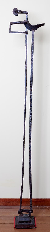 PAUL BACON (born 1963) Spear 2003 steel