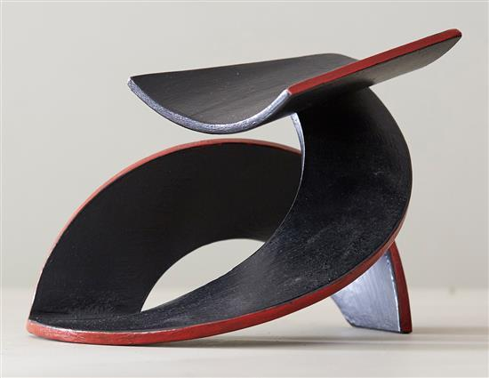RUSSELL MCQUILTY (born 1951) Weemabung South 2000 painted steel