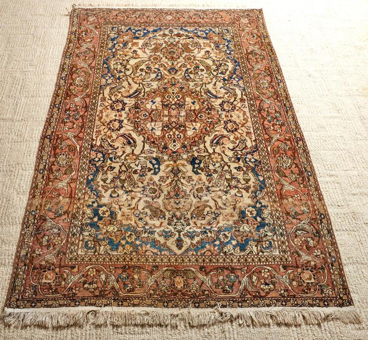A BIDJAR PERSIAN/KURDISTAN CARPET, FIRST HALF OF THE 20TH CENTURY