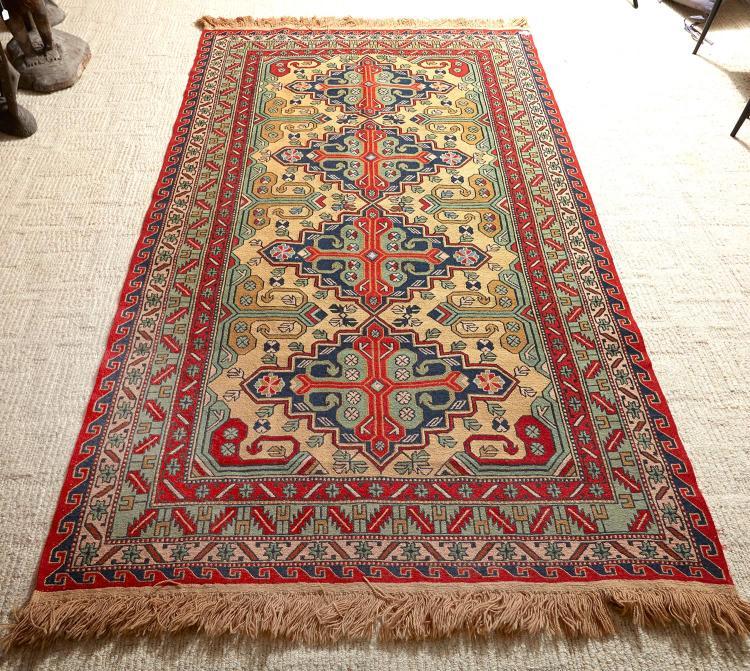 A PERSIAN SARAB CARPET