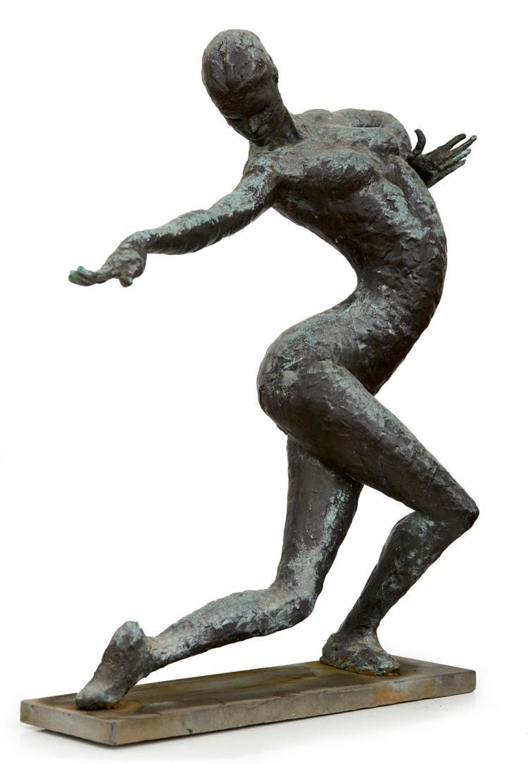GUY BOYD (1923-1988) Dancer bronze