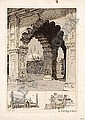 FREDERICK HALPERN Artist and Lithographer, two, Frederick Halpern, Click for value