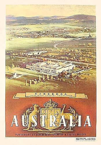 Posters: c1930s Australian National Publicity