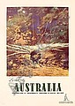 Posters: c1930s Australian National Publicity, James Northfield, Click for value