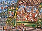 PASQUALE GIARDINO Australian (b1961) St Kilda Tram, Pasquale Giardino, Click for value