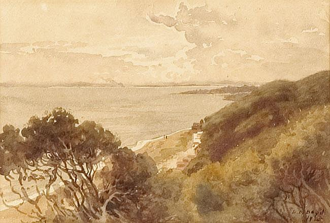 EMMA MINNIE BOYD Australian (1858-1936) Mornington