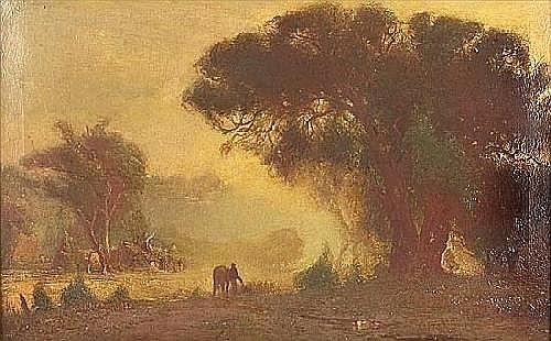Robert Taylor-Ghee (Australian 1869-1951)