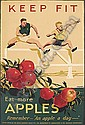 Posters: c1930 Victorian Railways poster No.65,, Percy Trompf, Click for value
