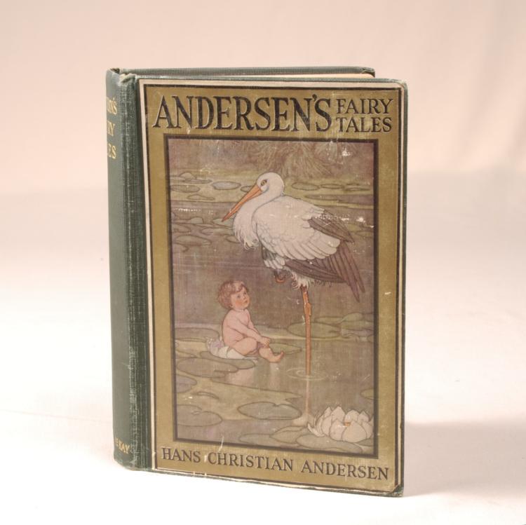 Andersens's Fairy Tales Book