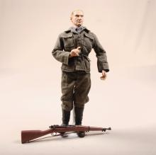 Dragon Model WWII Soldier Action Figure