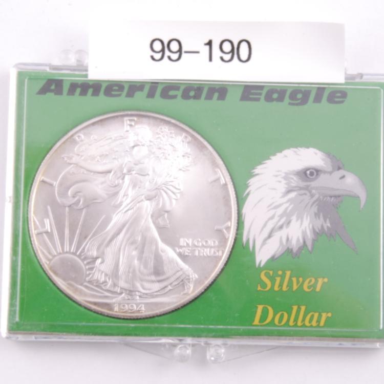 American silver eagle 1994