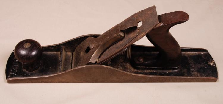 antique Stanley Bailey Plane N0. 5-1/2