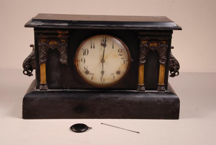 Art Nouveau Mantel Clock