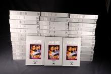Set of 39 The Collector's Edition VHS Original Star Trek Episodes