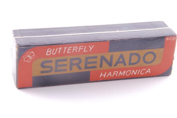 Butterfly Serenado Harmonica