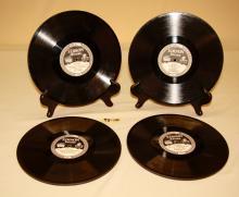 4 Edison Records.