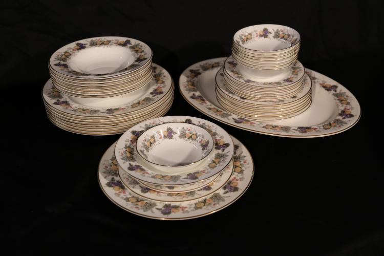 41 piece Dinner Set. Royal Doulton