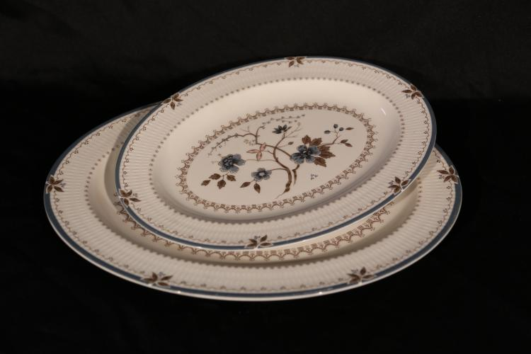 2 Serving Platters Royal Doulton.