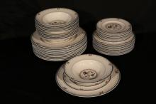 Set of 48 Royal Doulton Plates.