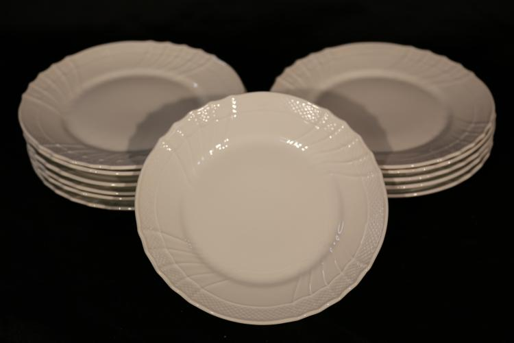 12 Richard Ginori Salad Plates
