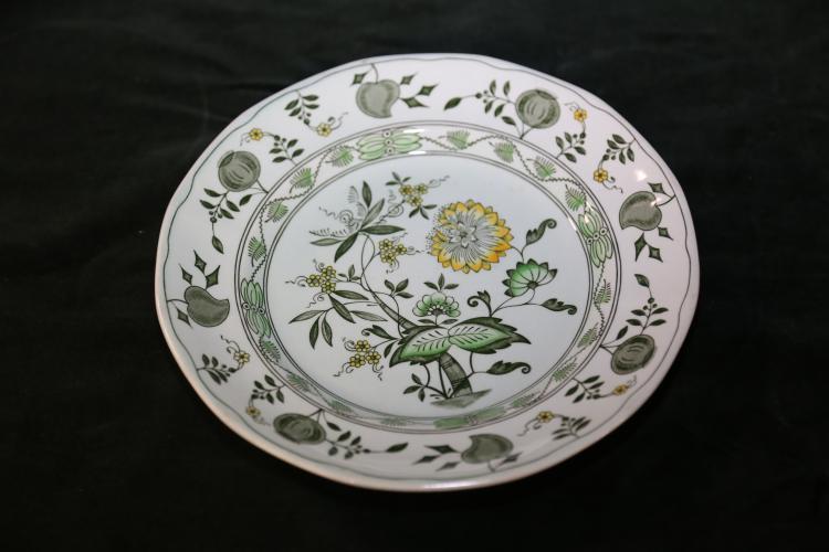 10 Adams Salad Plates.