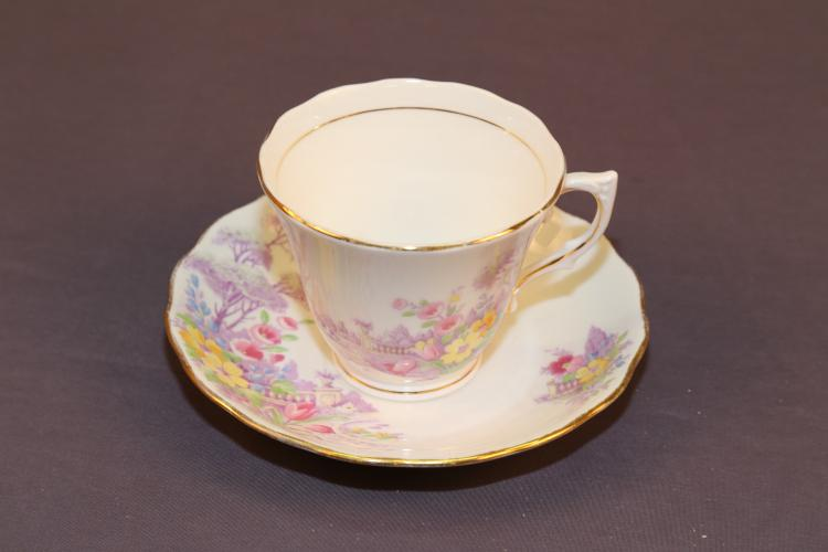 Colclough Bone China Teacup
