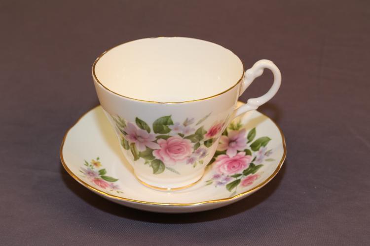 Royal Stuart Fine Bone China Tea Cup