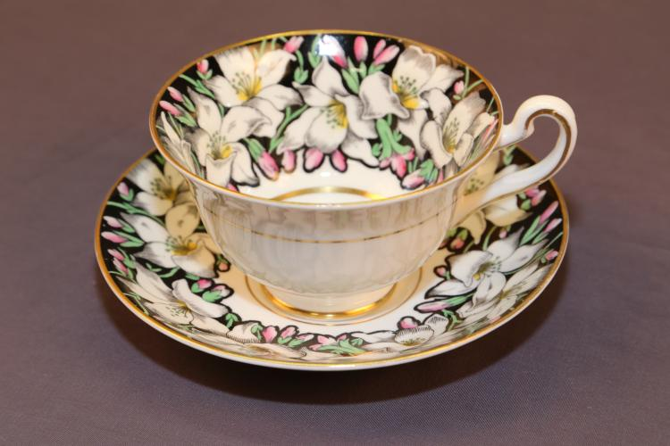 Rosina Bone China Teacup