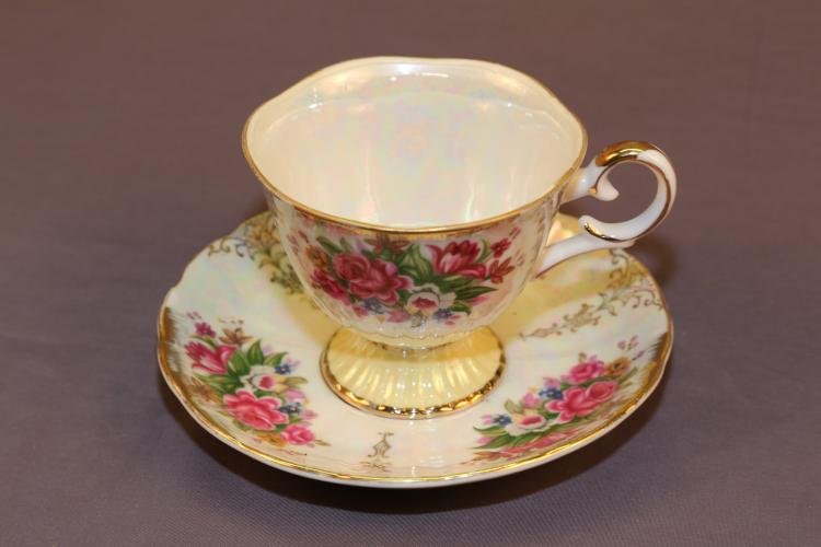 Royal Halsey Fine china Teacup