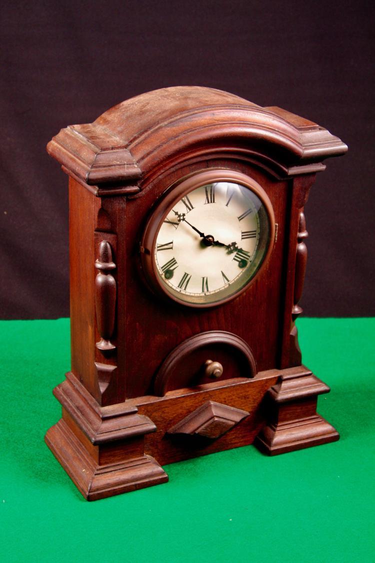 Antique wood clock for Antique wall clock wood