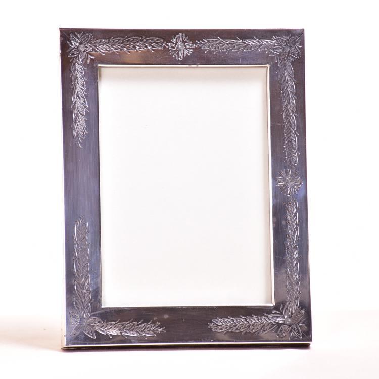 Vintage Sterling Silver Frame
