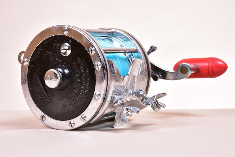 Penn senator deep sea fishing reel for Penn deep sea fishing reels