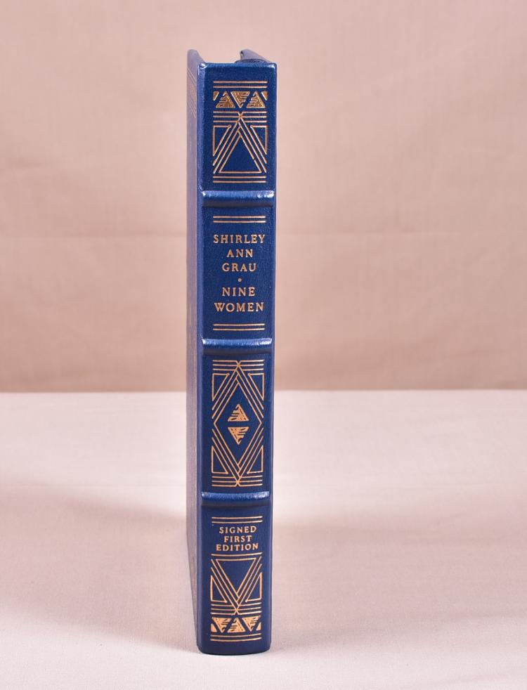 ... Bears Furniture Franklin Pa By Signed First Edition Quot Nine Women  Quot Shirley Ann Grau ...