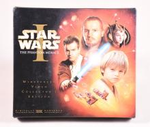 Star Wars The Phantom Menace VHS Collector's Edition