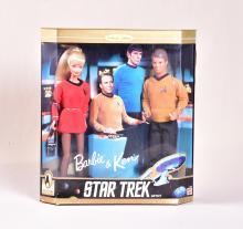 Star Trek Barbie & Ken Gift Set