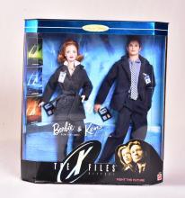 Barbie & Ken The X Files Gift Set