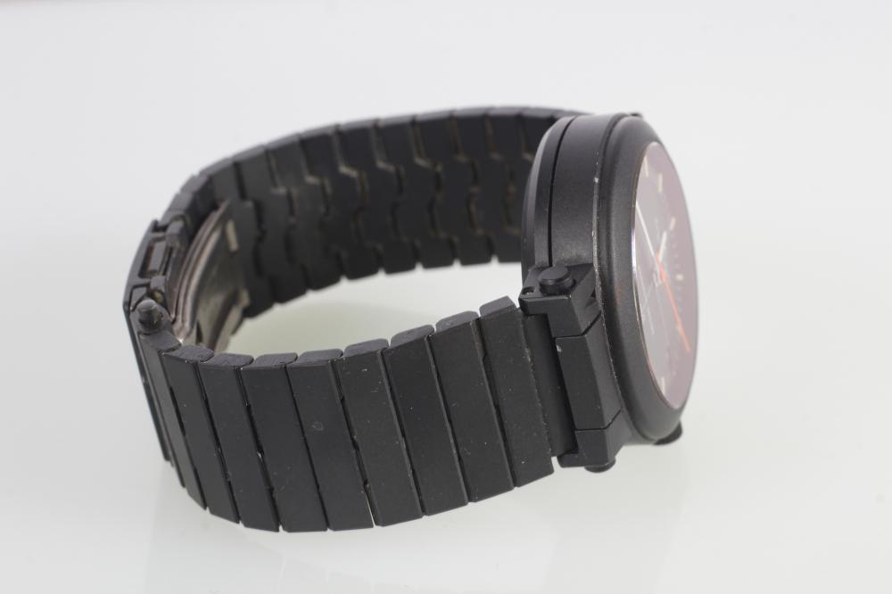 IWC Porsche Design Compass Watch