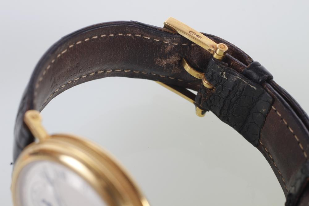 Breguet Classic Power Reserve Yellow Gold Hand Wound 32MM