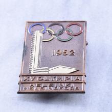 Original Olympic Participant Pin