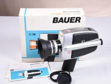 Vintage Bauer C1M Movie Camera